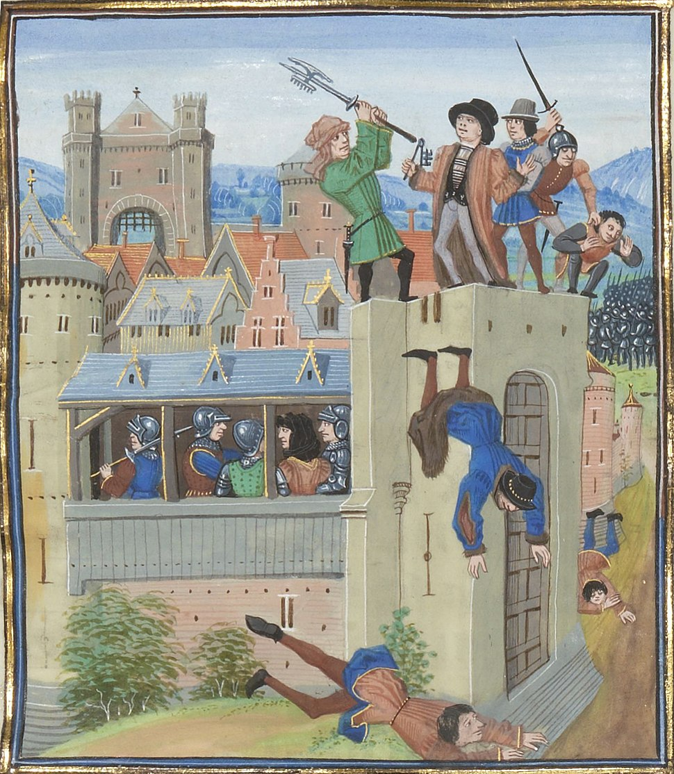 Assassinat Etienne Marcel