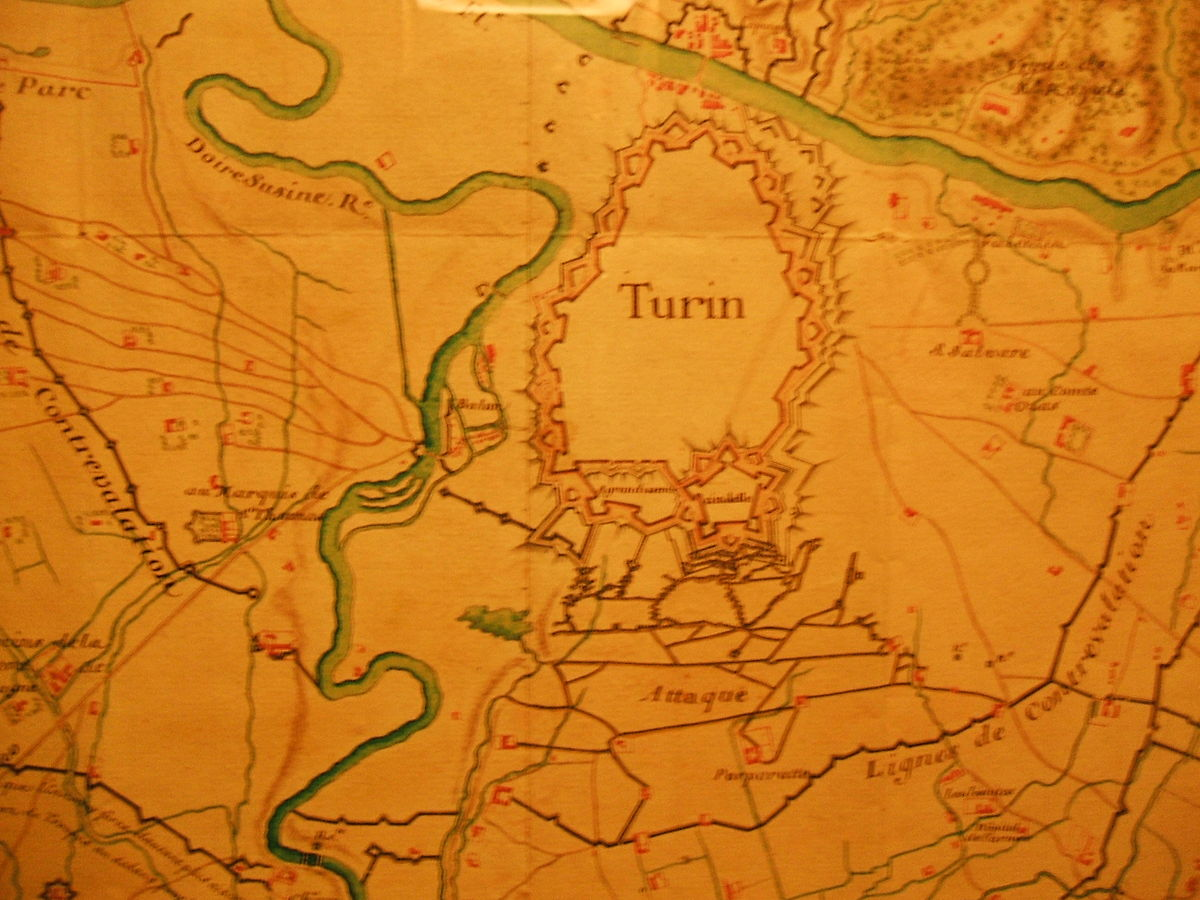 Assedio di Torino - Wikipedia