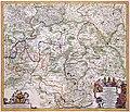 Atlas Van der Hagen-KW1049B10 090-CIRCULUS FRANCONICUS in quo sunt EPISCOPATUS WURTZBURG, BAMBERG et AICHSTET. STATUS EQUITUM TEUTONICOR DUCATUS COBURGENSIS. MARCHIONATUS CULLEMBACH, et ONSPACH.jpeg