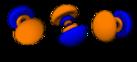 Orbitales 5p^1 à 5p^6
