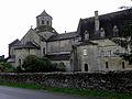Aubazine (19) Abbaye.JPG