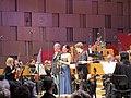Aufführung des Konzerts für Klarinette und Orchester (2018) von Thorsten Encke mit der Klarinettistin Sharon Kam und der NDR Radiophilharmonie in Hannover am 11. Januar 2019, Konzert am Tag nach der Uraufführung (13).jpg