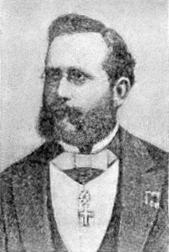 Auguste Kerckhoffs - Image: Auguste Kerckhoffs