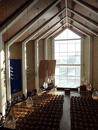C. F. Møller - Image: Aula (Aarhus Universitet)