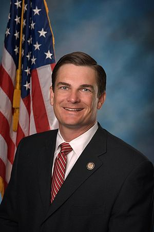 Austin Scott (politician) - Scott's freshman portrait