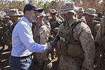 Australian Prime Minister greets U.S. Marines, Australian service members 071215-M-VM748-033.jpg