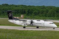 OE-LGO - DH8D - Austrian Airlines