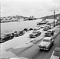 Auto's op de Handelskade in Willemstad, Bestanddeelnr 252-2882.jpg