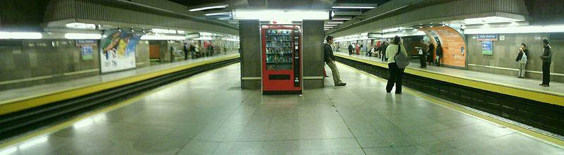 En el anden del metro - 4 10