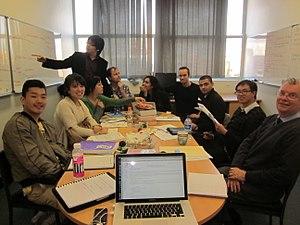 Problem-based learning - A PBL group at Sydney Dental Hospital