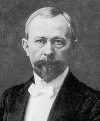 Axel Thue - Axel Thue (1863-1922)