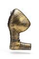 Axelstycke med armskena och buckla, från 1620. Del av Hertig Karl Filips tornérrustning - Livrustkammaren - 97406.tif