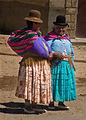 Aymara Women, El Alto, Bolivia (2173402729).jpg