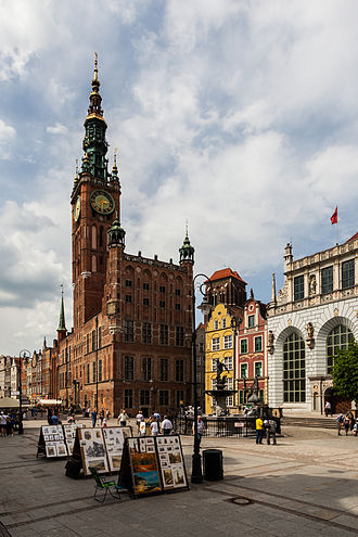 Gdańsk Town Hall - Main Town Hall in Gdańsk