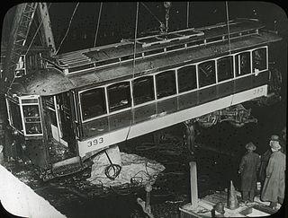 Summer Street Bridge disaster