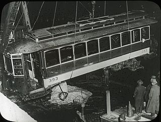 Summer Street Bridge Disaster