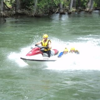 Swift water rescue subset of technical rescue dealing in white water river conditions
