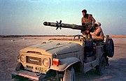 BGM-71 TOW, Iran-Iraq War