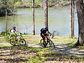BIking at Hungry Mother State Park during the Mountain Do Triathlon (5761316711).jpg