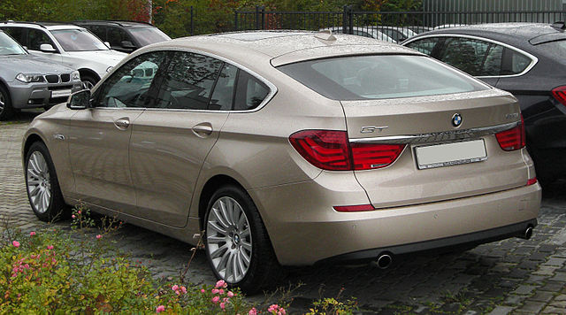 file bmw 535i gt f07 rear 1 wikimedia commons. Black Bedroom Furniture Sets. Home Design Ideas