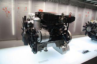 BMW M50 - M50 engine in BMW Museum