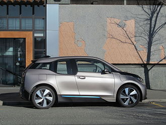Range extender (vehicle) - An optional range-extender is available for the BMW i3, which allows the car to qualify as a range-extended battery-electric vehicle (BEVx) according to the California Air Resources Board regulations.