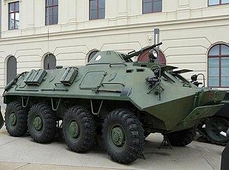 BTR-60 - A BTR-60PB