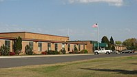 Babbitt, Minnesota, busineess center.jpg