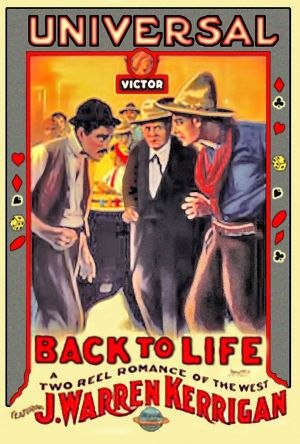 Back to Life (film) - Theatrical poster to Back to Life
