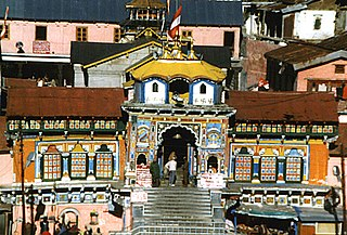 Char Dham Four major Hindu pilgrimage sites in India