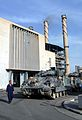 Baghdad South Power Station - October 2003 - Security with tanks.jpg