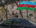 Baku residents celebrating victory in Karabakh war 2020.jpg