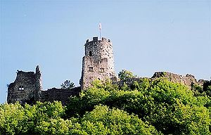 Neu-Falkenstein Castle - Neu-Falkenstein Castle