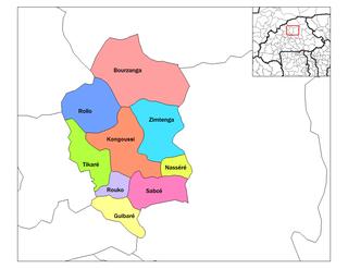 Zimtenga Department Department in Centre-Nord Region, Burkina Faso