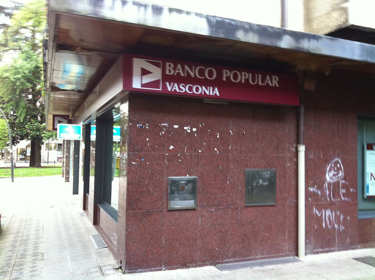 Banco de vasconia wikipedia la enciclopedia libre for Oficinas banco popular barcelona
