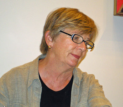 Barbara Ehrenreich, American writer and journalist