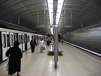 Barcelona Metro - Canyelles platform.jpg