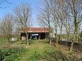 Barn at Castlehill Farm - geograph.org.uk - 389684.jpg