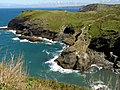 Barras Nose and Tintagel Haven - geograph.org.uk - 937177.jpg