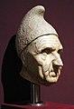 Bartolomeo bon, testa del doge francesco foscari, 1442 ca..JPG