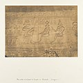 Bas-reliefs de la façade du Temple de Dendérah (Tentyris) MET DP131856.jpg