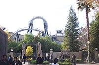 Batman square entrance.JPG
