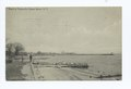 Beach at Tottenville, Staten Island, N.Y. (shoreline with person and short dock) (NYPL b15279351-104462).tiff
