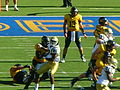 Bears on offense at UCLA at Cal 2010-10-09 40.JPG