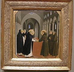 Predella of Saints James and Lucia