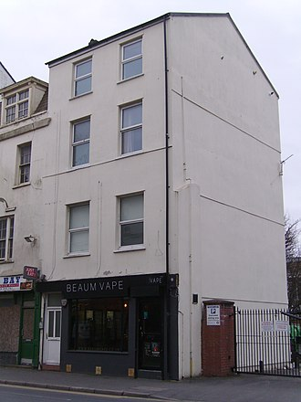 Murder of Lynette White - 7 James Street. Now a Vape shop, previously used as a bookmaker's.