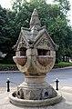 Bebington Village roundabout 2108-3.jpg