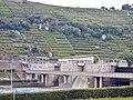 Beim 366 km langen Neckartalradweg, Staustufe Poppenweiler - panoramio.jpg