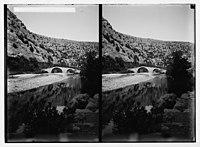 Beirut. Dog River and old bridge LOC matpc.05228.jpg