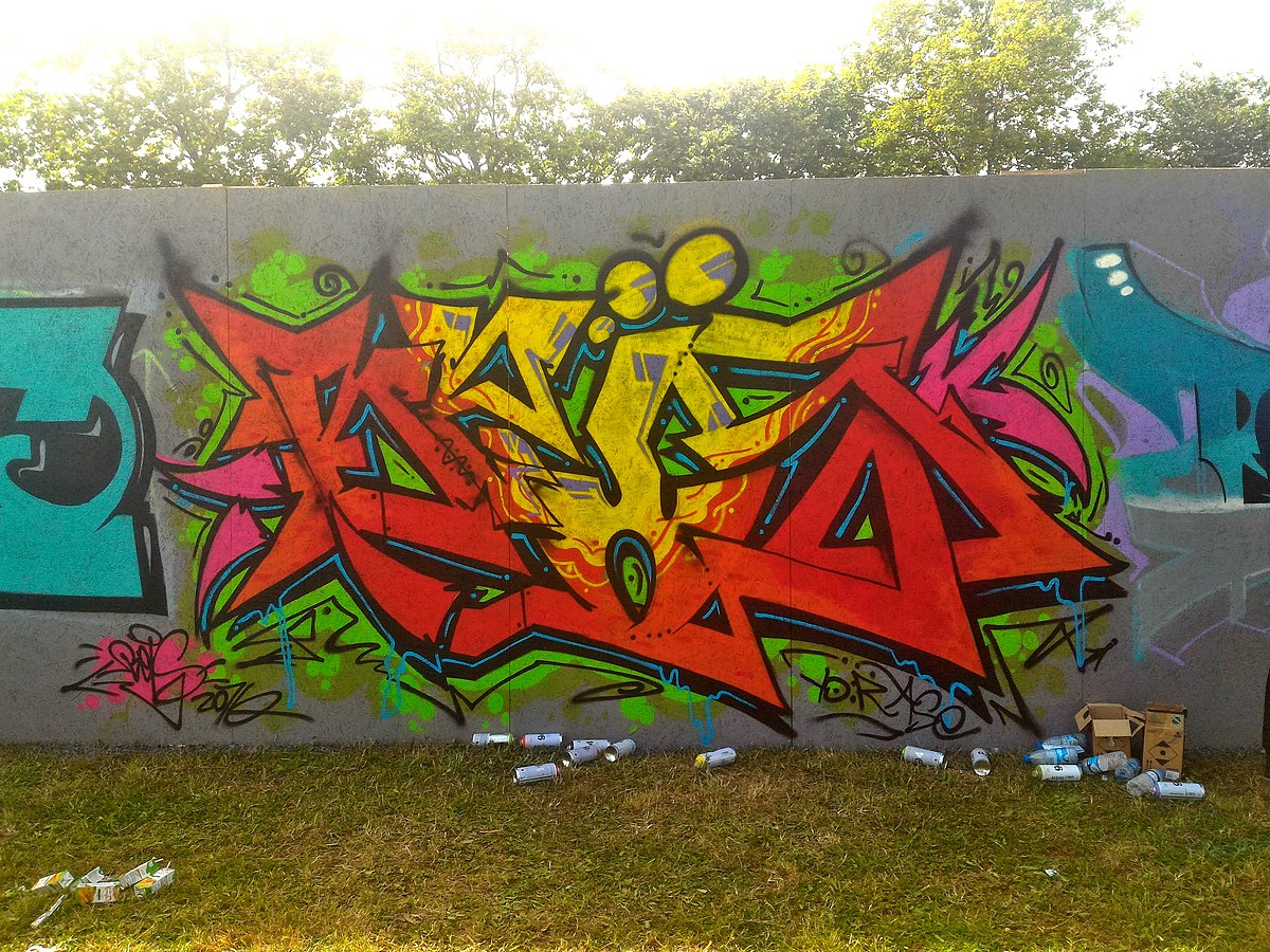 grafiti vikipedi